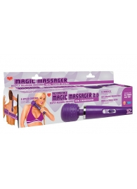 Перезаряжаемый массажер TLC Rechargeable Magic Massager 2.0 - Topco Sales